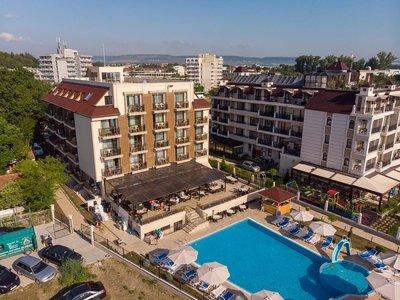 Отель Veramar Beach 4* Кранево Болгария