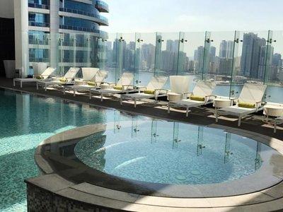 Отель The Act Hotel 5* Шарджа ОАЭ