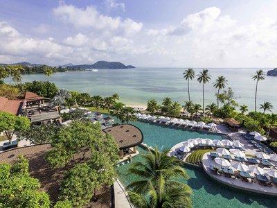 Отель Pullman Phuket Panwa Beach Resort 5* о. Пхукет Таиланд
