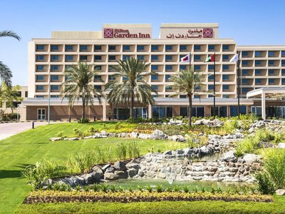Отель Hilton Garden Inn Ras Al Khaimah 4* Рас Аль-Хайма ОАЭ