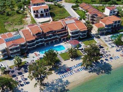Отель Rachoni Bay 3* о. Тасос Греция