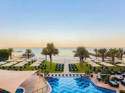 Отель Bahi Ajman Palace Hotel 5* Аджман ОАЭ