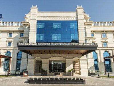 Отель Radisson Blu Ajman Hotel 5* Аджман ОАЭ