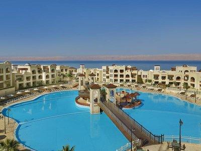 Отель Crowne Plaza Jordan Dead Sea Resort & Spa 5* Мертвое море Иордания