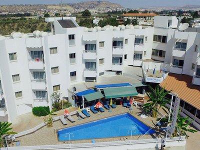 Отель Boronia Hotel Apartments 3* Ларнака Кипр