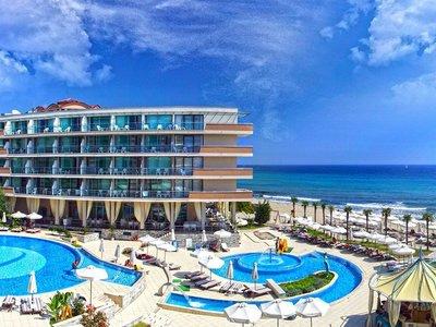 Отель Zornitza Sands 4* Елените Болгария