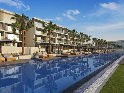 Отель The Oberoi Beach Resort Al Zorah 5* Аджман ОАЭ