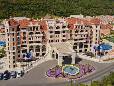 Отель Royal Castle Design & Spa 5* Елените Болгария