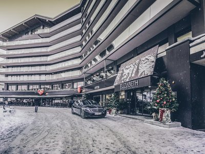 Отель Elizabeth Arthotel 5* Ишгль Австрия