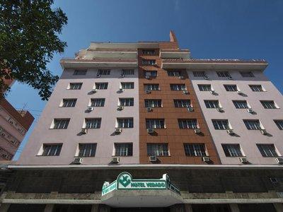 Отель Vedado Saint John's Hotel 3* Гавана Куба