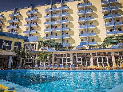Отель Acuazul Hotel 3* Варадеро Куба