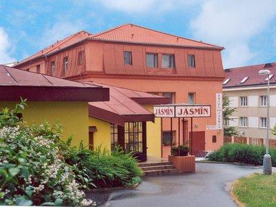 Отель Jasmin EA Hotel 3* Прага Чехия