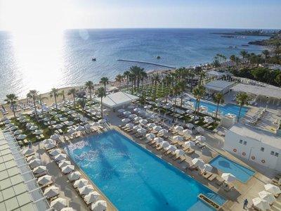 Отель Constantinos The Great Beach Hotel 5* Протарас Кипр
