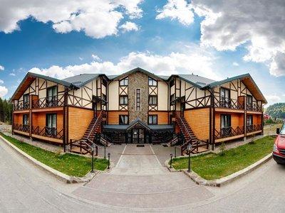 Отель MK Resort 3* Буковель (Поляница) Украина - Карпаты