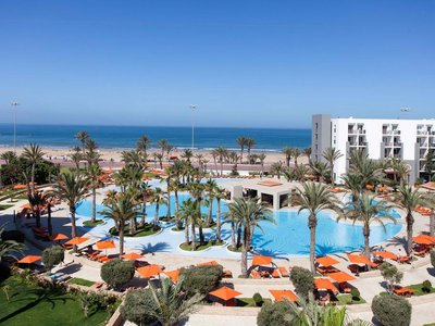 Отель Royal Atlas & Spa 5* Агадир Марокко