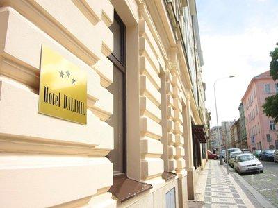 Отель Dalimil Hotel 3* Прага Чехия