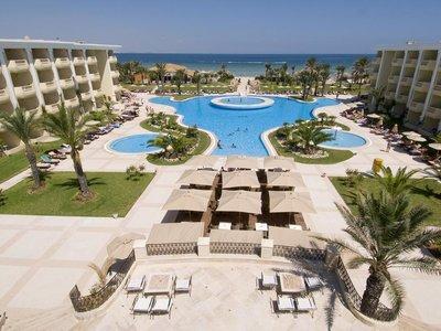 Отель Royal Thalassa Monastir 5* Монастир Тунис