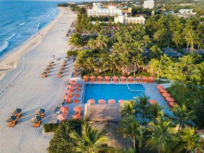 Отель Terracotta Resort & Spa 4* Фантьет Вьетнам