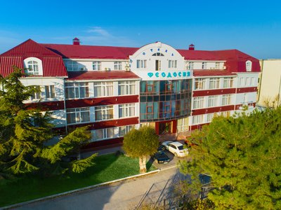 Отель Феодосия 3* Феодосия Крым