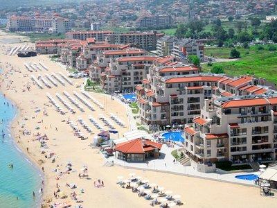 Отель Obzor Beach Resort 4* Обзор Болгария