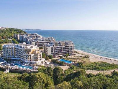 Отель Marina Sands Obzor Beach 4* Обзор Болгария