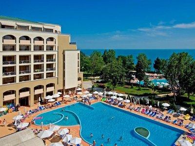 Отель Sol Nessebar Mare 4* Несебр Болгария