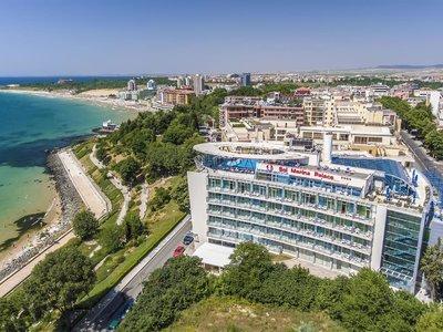 Отель Sol Marina Palace Hotel 4* Несебр Болгария