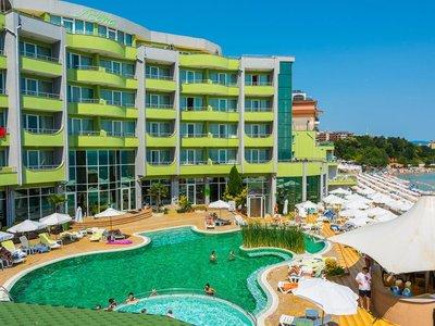 Отель Арсена 4* Несебр Болгария