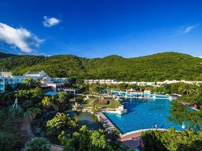 Отель Cactus Resort Sanya 4* о. Хайнань Китай