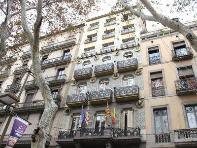 Отель Ramblas Barcelona 3* Барселона Испания