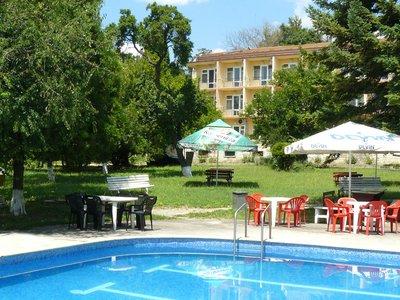 Отель Park Hotel Briz 3* Золотые пески Болгария