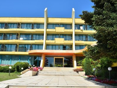 Отель Ambassador Hotel 3* Золотые пески Болгария