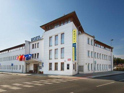 Отель Populus EA Hotel 3* Прага Чехия