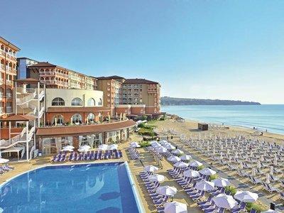 Отель Sol Luna Bay Resort 4* Обзор Болгария