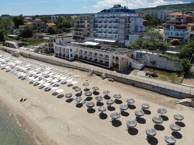 Отель Paraiso Beach 3* Обзор Болгария