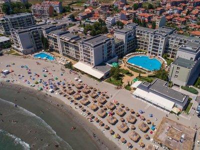 Отель Festa Pomorie Resort Hotel 4* Поморие Болгария