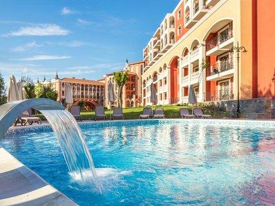 Отель Festa Via Pontica Hotel 5* Поморие Болгария