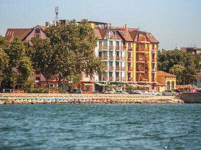 Отель Saint George Hotel & Spa 4* Поморие Болгария