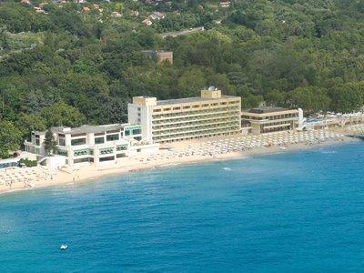 Отель Марина 4* Солнечный день Болгария