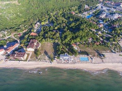 Отель Algara Beach Hotel 4* Кранево Болгария