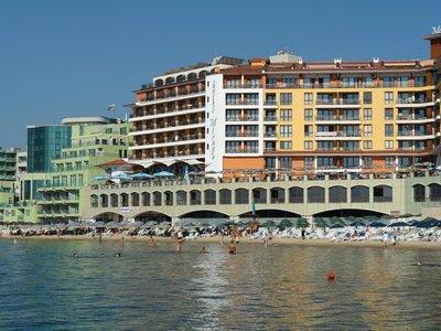 Отель Mirage of Nessebar 3* Несебр Болгария