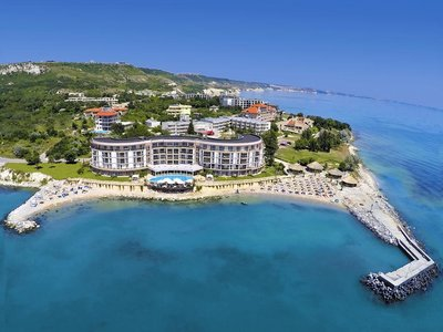 Отель Royal Bay Kavarna 4* Каварна Болгария