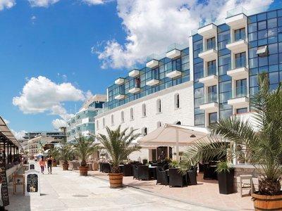 Отель Antik Hotel 3* Балчик Болгария