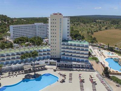 Отель Sol Barbados 4* о. Майорка Испания