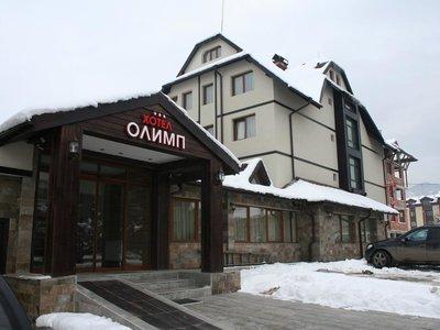 Отель Олимп 3* Банско Болгария