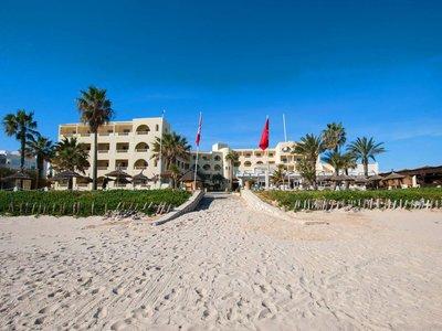 Отель Palmyra Beach 3* Порт Эль Кантауи Тунис