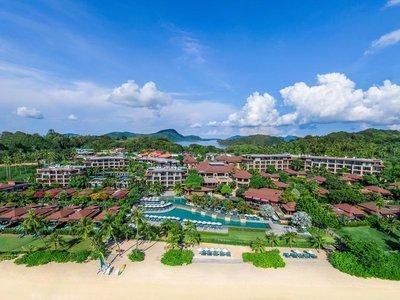 Отель Phuket Panwa Beach Resort 5* о. Пхукет Таиланд