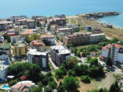 Отель Mellia Ravda Apartments 3* Равда Болгария
