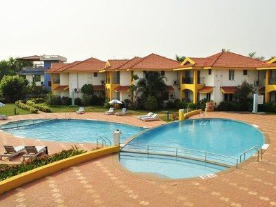Отель Baywatch Resort 4* Южный Гоа Индия