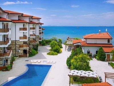 Отель Robinson VIP Apartments 3* Елените Болгария